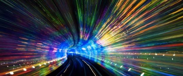 Shanghai Tunnel psychadelic