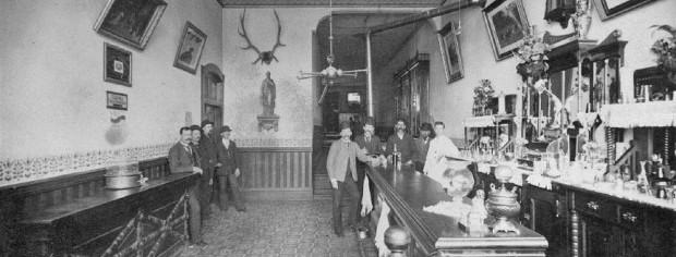 Baker City Saloon