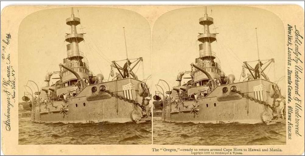 Battleship Oregon2