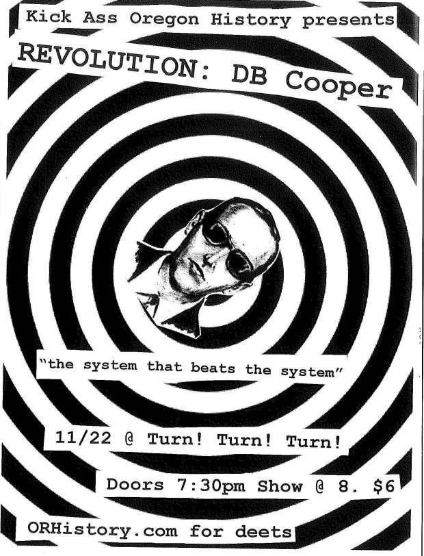 Revolution DB Cooper