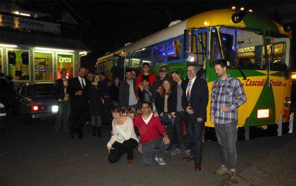 The Original Original 420 Bus Tour