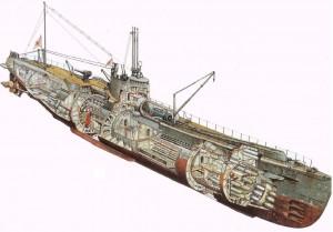 i-25 Submarine