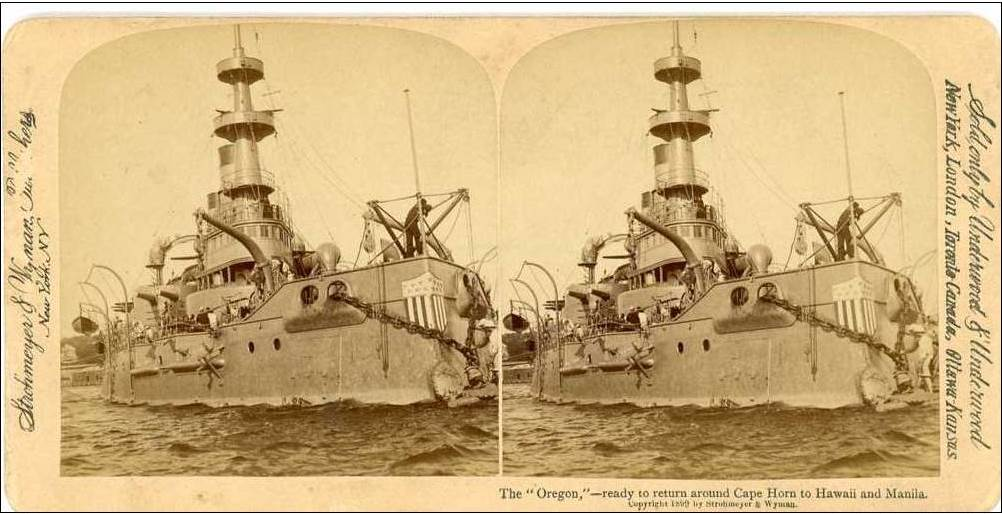Battleship Oregon2