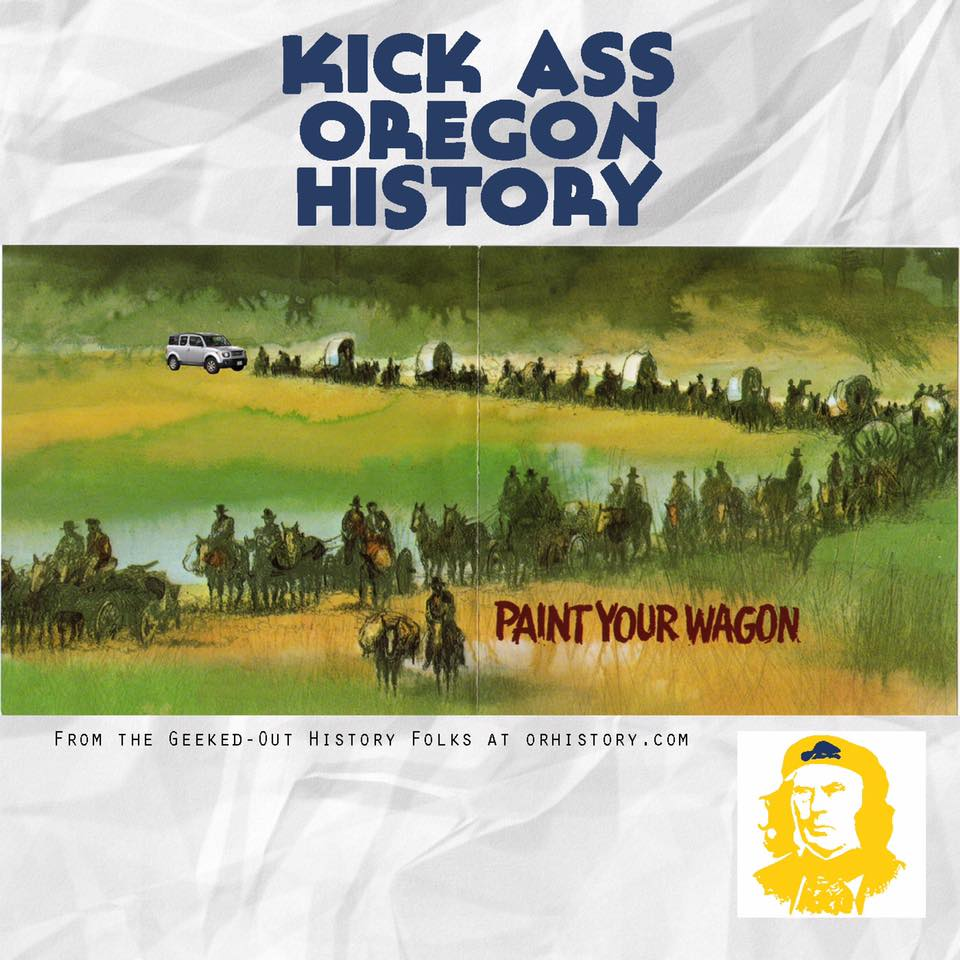 Kaoh Special Report Paint Your Wagon At 50 Orhistorycom