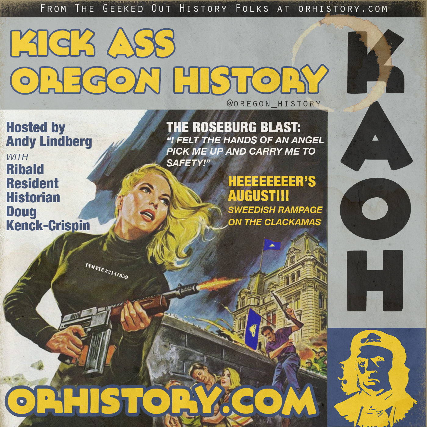 Kick Ass Oregon History